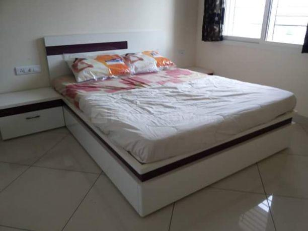 Bedroom Image of 550 Sq.ft 1 BHK Apartment for rent in Borivali West for 22000