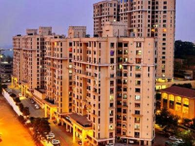 Gallery Cover Image of 1120 Sq.ft 3 BHK Apartment for buy in Vasant Valley, Kalyan West for 11500000