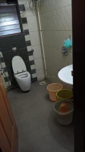 Bathroom Image of Raju PG in Andheri East