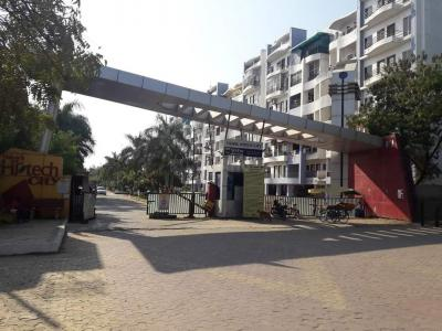 Gallery Cover Image of 1465 Sq.ft 3 BHK Apartment for rent in Vishnu Hitech City, Pallavi Nagar for 10000