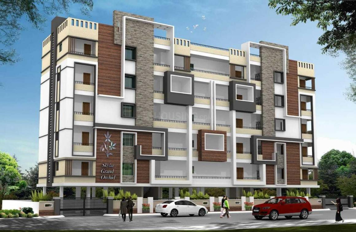 Building Image of 1240 Sq.ft 2 BHK Apartment for buy in Kompally for 3900000
