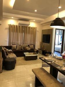 Gallery Cover Image of 1371 Sq.ft 2 BHK Apartment for buy in Gwal Pahari for 9200000