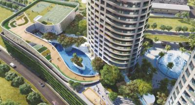 Gallery Cover Image of 13000 Sq.ft 4 BHK Villa for buy in Lodha The World Towers World One Tier III And Trinity, Lower Parel for 200000000