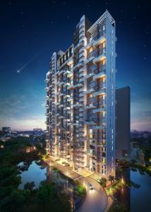 Gallery Cover Image of 1698 Sq.ft 3 BHK Apartment for buy in Merlin The Fourth, Salt Lake City for 13900000