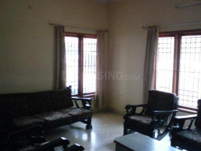 Gallery Cover Image of 2000 Sq.ft 4 BHK Independent House for rent in Sanjaynagar for 50000
