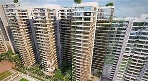 Gallery Cover Image of 1050 Sq.ft 3 BHK Apartment for buy in Wadhwa Atmosphere Phase 1, Mulund West for 27000000