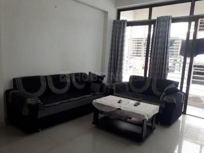 Gallery Cover Image of 1260 Sq.ft 2 BHK Apartment for rent in Thaltej for 23000