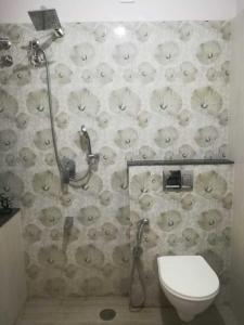 Bathroom Image of Jain Homes PG in Hennur Main Road