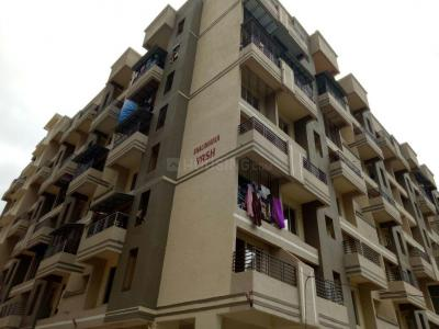 Gallery Cover Image of 580 Sq.ft 1 BHK Apartment for rent in Nalasopara West for 5500
