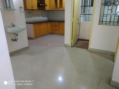 Gallery Cover Image of 1233 Sq.ft 2 BHK Independent Floor for rent in Murugeshpalya for 20000