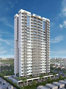Gallery Cover Image of 840 Sq.ft 2 BHK Apartment for buy in Andheri West for 14000000