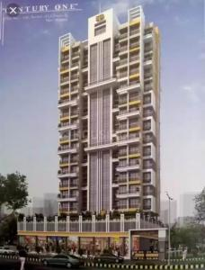 Gallery Cover Image of 740 Sq.ft 1 BHK Apartment for buy in City Century One, Ghansoli for 7800000