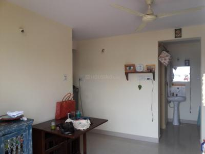 Gallery Cover Image of 450 Sq.ft 1 BHK Independent Floor for rent in Murugeshpalya for 13000