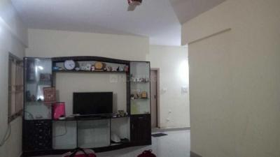 Gallery Cover Image of 1200 Sq.ft 2 BHK Apartment for rent in Trinity Complex, Kada Agrahara for 15000