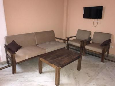 Living Room Image of Girls PG in Ganesh Nagar
