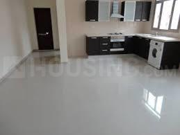 Kitchen Image of 1620 Sq.ft 3 BHK Apartment for rent in Thaltej for 20000