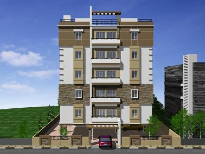 Gallery Cover Image of 1080 Sq.ft 2 BHK Apartment for buy in Happy Homes Colony for 4500000