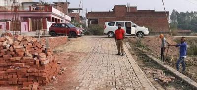Gallery Cover Image of 1000 Sq.ft Residential Plot for buy in Jankipuram for 1300000