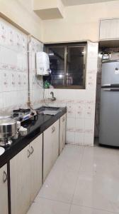 Kitchen Image of Avenue Rooms in Kasarvadavali, Thane West