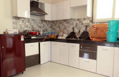 Kitchen Image of PG 4643346 Tathawade in Tathawade
