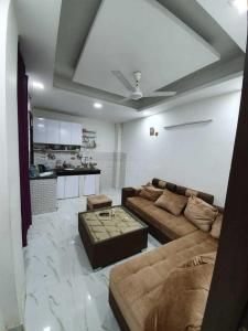 Gallery Cover Image of 450 Sq.ft 1 BHK Independent House for rent in Saket for 15000