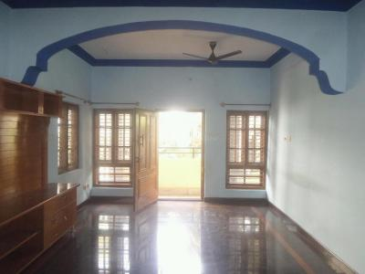Gallery Cover Image of 1200 Sq.ft 3 BHK Independent Floor for rent in Hebbal Kempapura for 22000