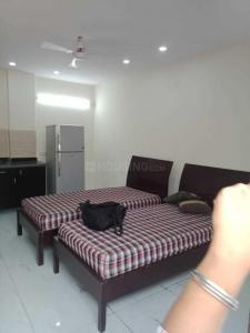 Bedroom Image of Pankaj PG in Malviya Nagar