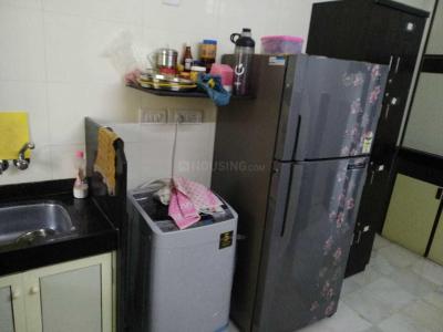 Kitchen Image of Ashok Apartment PG in Goregaon East