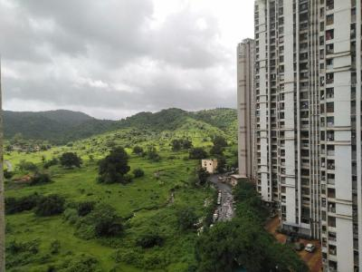 Gallery Cover Image of 324 Sq.ft 1 RK Apartment for buy in Kasarvadavali, Thane West for 3200000