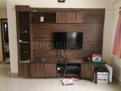 Gallery Cover Image of 1650 Sq.ft 2 BHK Apartment for rent in BM Marvel, Whitefield for 28600
