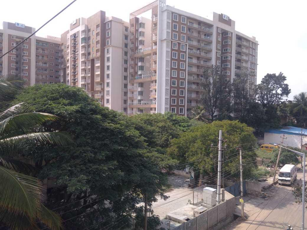 Building Image of 500 Sq.ft 1 RK Independent Floor for buy in Battarahalli for 1500000