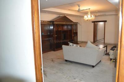 Gallery Cover Image of 2800 Sq.ft 3 BHK Apartment for rent in Banjara Hills for 55000