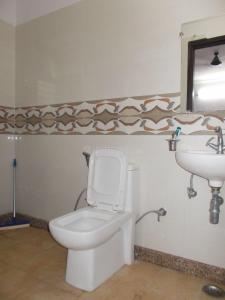Bathroom Image of Mahadev Residency PG in Sector 53
