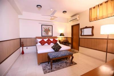 Bedroom Image of Girls PG in Sant Nagar