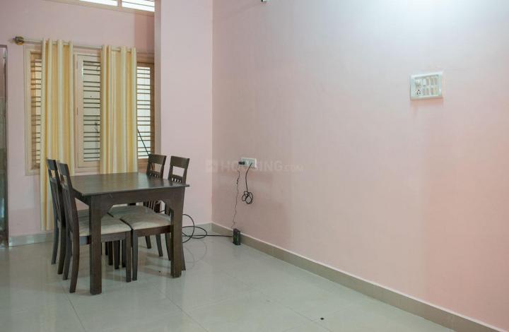 Dining Room Image of PG 4643053 Kasturi Nagar in Kasturi Nagar