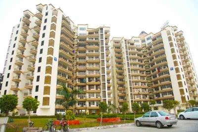 Gallery Cover Image of 2190 Sq.ft 4 BHK Apartment for buy in Parker Residency, Badh Khalsa for 7700000
