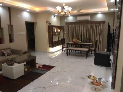 Gallery Cover Image of 1950 Sq.ft 3 BHK Apartment for rent in Kamalgazi for 55000