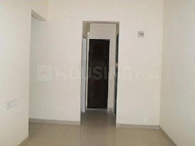 Living Room Image of 705 Sq.ft 1 BHK Apartment for buy in Vashi for 7000000