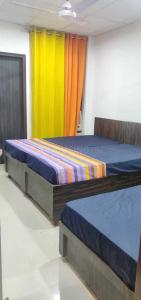 Bedroom Image of Apna Homes PG in Sector 15
