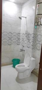 Bathroom Image of Apna Home PG in Sector 38
