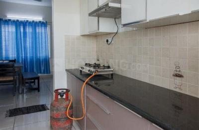 Kitchen Image of Flat No. 801, Vars Splendid Apartment, in Mahadevapura