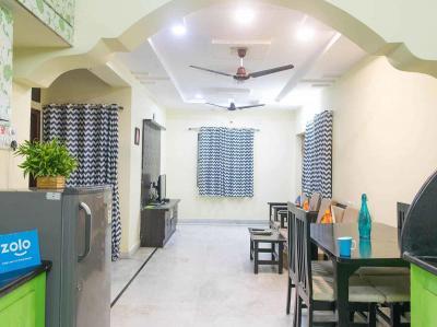 Living Room Image of Zolo Origin in Adyar
