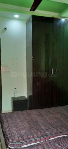 Gallery Cover Image of 550 Sq.ft 1 BHK Independent Floor for rent in Maan Happy Homes, Shahberi for 8000