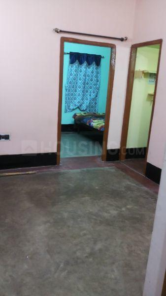 Living Room Image of 450 Sq.ft 1 BHK Independent Floor for rent in Garia for 12000