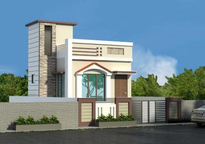 Gallery Cover Image of 365 Sq.ft 1 BHK Villa for buy in Joka for 1099000