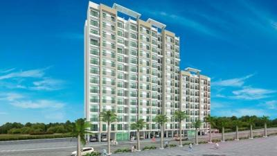 Gallery Cover Image of 650 Sq.ft 1 BHK Apartment for buy in RNA N G Silver Spring Phase II, Mira Road East for 6200000