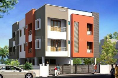Gallery Cover Image of 1060 Sq.ft 2 BHK Apartment for buy in Medavakkam for 4982000