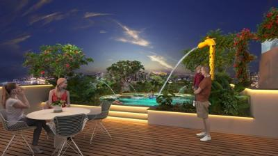 Gallery Cover Image of 970 Sq.ft 2 BHK Apartment for buy in Paikpara for 5650000