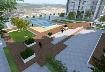 Gallery Cover Image of 726 Sq.ft 2 BHK Apartment for buy in Aurum Q Islands R4, Ghansoli for 15500000