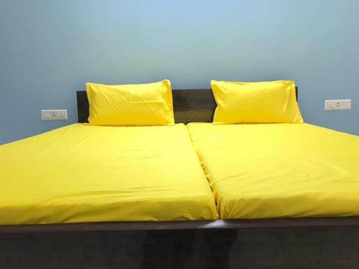 थोरैपक्कम में बॉइज़ एंड गर्ल्स पीजी के बेडरूम की तस्वीर